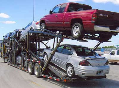 Car Shipping and Vehicle Transport from UK