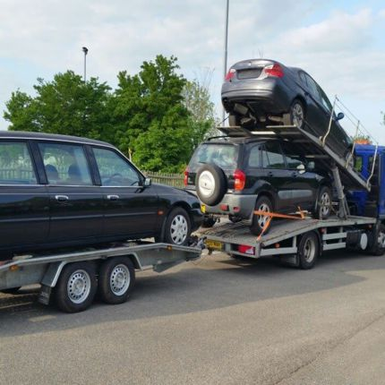 Local and International Vehicle Breakdown Recovery, Storage, Delivery and Logistics Services in UK or Bulgaria